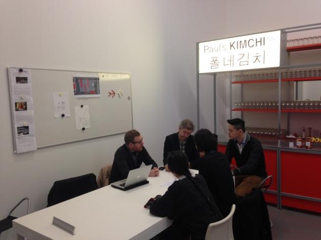 Paul's Kimchi Co. Van Abbemuseum