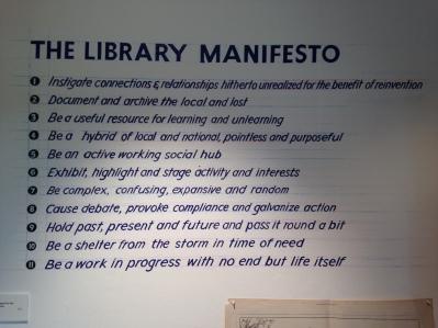 Library Manifesto
